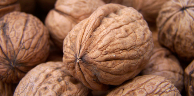 Walnuts - source of omega-3