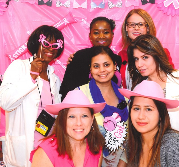 SHCC Breast Cancer Survivors Day 2015 at SHCC - 01