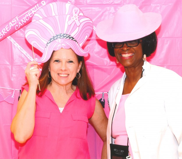 SHCC Breast Cancer Survivors Day 2015 at SHCC - 02
